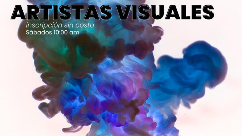 Acompañamiento y Formación de Artistas Visuales- FRC